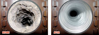 Kansas City Dryer Vent Cleaning